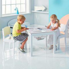 Kindertafel met stoeltjes Star