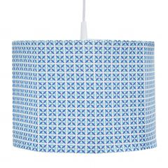 Hanglamp Vintage - blauw