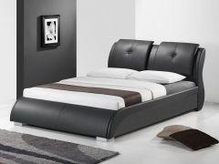 Bed Cupido 160x200 - zwart