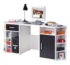 Computertafel Vasto - wit