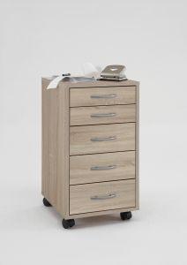Caisson à tiroirs Ward - chêne
