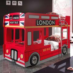 Stapelbed London bus