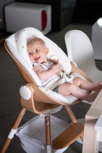 Siège bébé Newborn pour Evolu 2 et Evolu ONE.80° - naturel