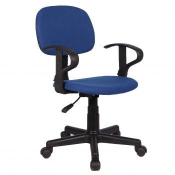 Bureaustoel Oswald - blauw