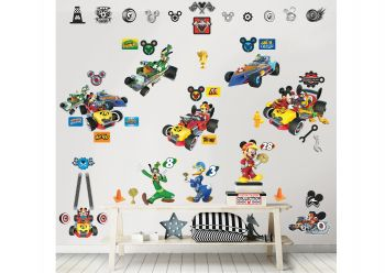 Muurstickers Disney Mickey Mouse