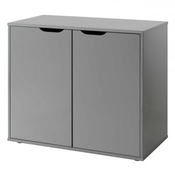 Commode Charlotte - gris