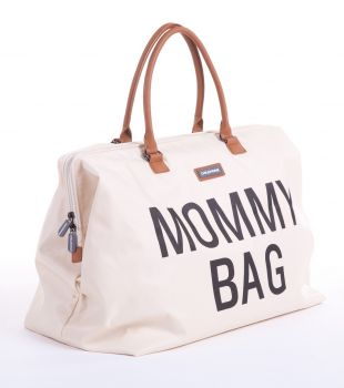 Luiertas Mommy Bag - gebroken wit