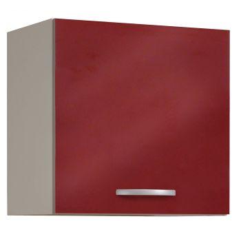 Bovenkast Spoon 60 cm - glossy red