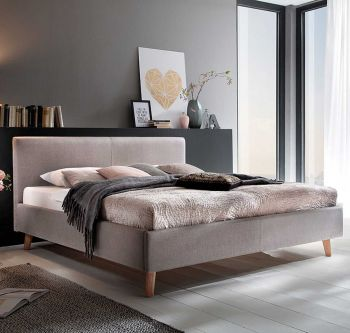Bed Sem 180x200 - taupe