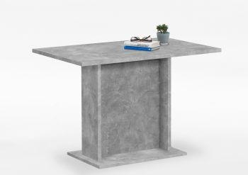 Eettafel Brandon 110x70 - beton