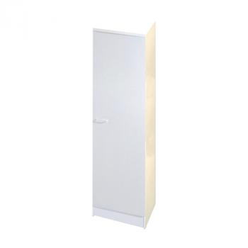 Armoire colonne Bingo 50cm - blanc