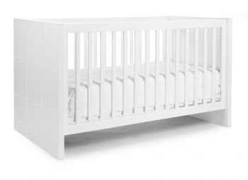 Lit junior Quadro White