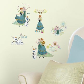 RoomMates muurstickers - Frozen Fever