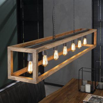 Hanglamp Adem 7 lampen