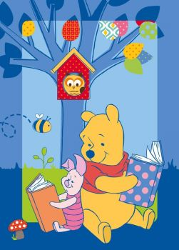 Tapis Winnie l'ourson - Story