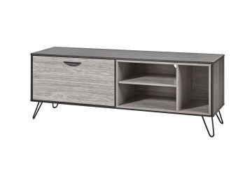 Tv-meubel Clip 150cm - grijs