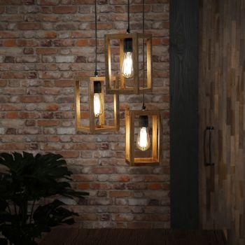 Hanglamp Mano 3 lampen