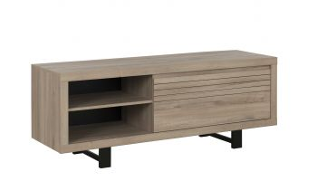 Tv-meubel Clive 160cm - eik