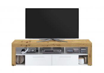 Tv-meubel Vidi 180 cm - oude eik