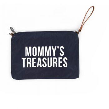 Mommy clutch - navy