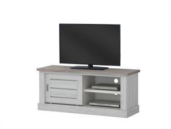 Tv-meubel Eva 132cm - grijs