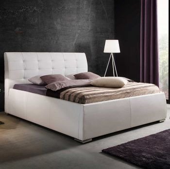 Bed Gigi 180x200 - wit