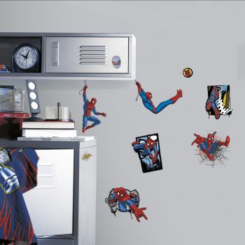 Muurstickers Marvel Spider-Man