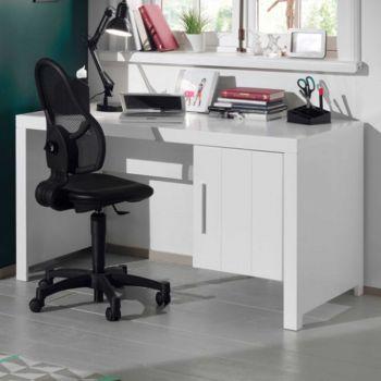 Bureau Robin 150cm - wit