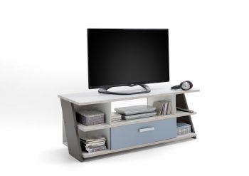 Meuble TV Nano 135cm - gris