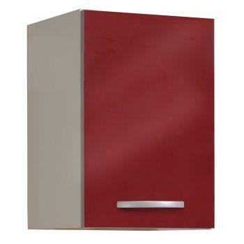 Bovenkast Spoon 40 cm - glossy red