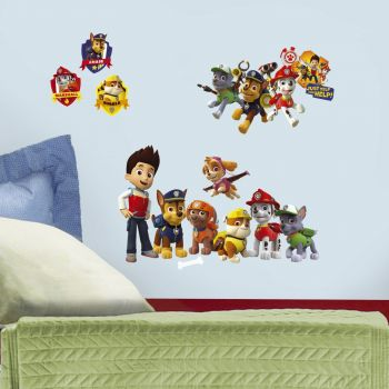 RoomMates stickers muraux - Paw Patrol