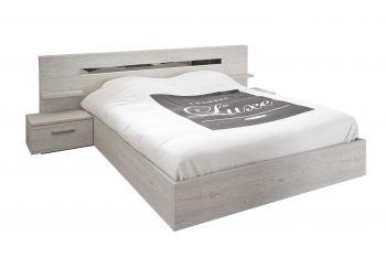 Bed Joy met 2 nachtkastjes - 160x200cm