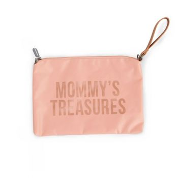 Pochette Mommy - rose