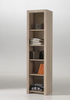 Boekenkast Aline 50cm - eik