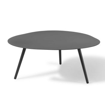 Table basse Burnie - gris