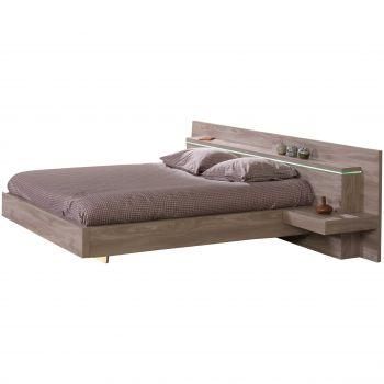 Bed Gracia met 2 nachtkastjes - 160x200cm
