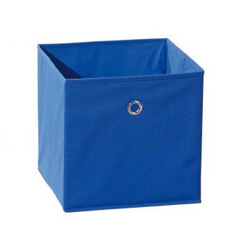 Plooibare opbergmand Winny - blauw