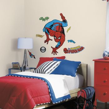 Stickers muraux Classic Spider-Man