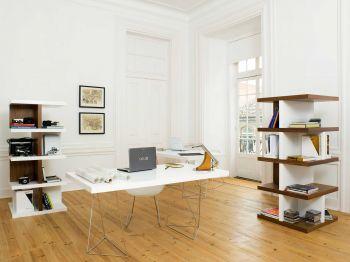 Table Multis 180cm - blanc/chrome