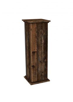Sokkel Essex klein - verweerd hout