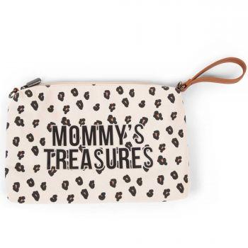 Pochette Mommy - léopard