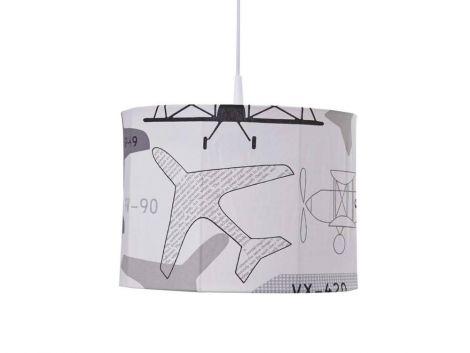 Hanglamp Flight - grijs
