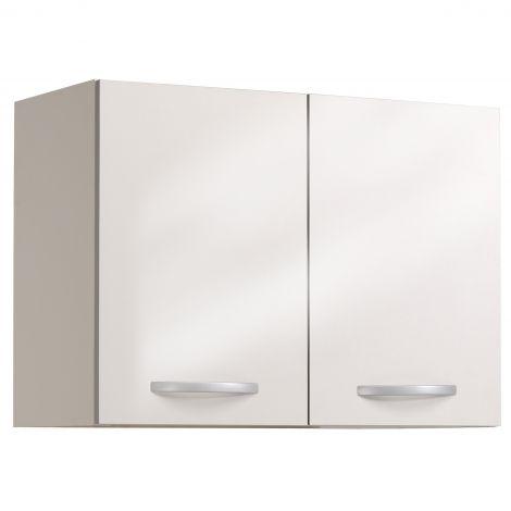 Bovenkast Spoon 80 cm - glossy white