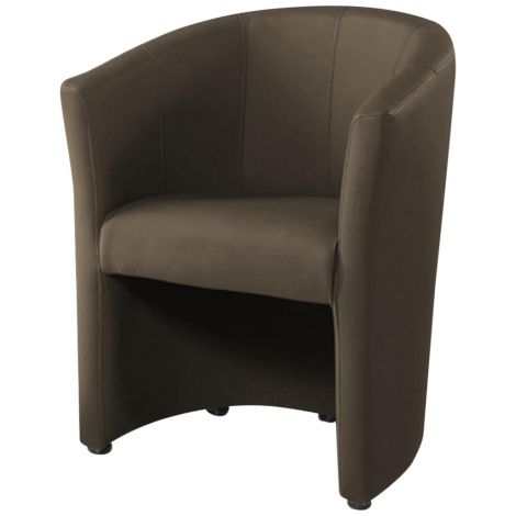 Fauteuil cabriolet Charlie - taupe