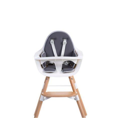 Coussin chaise Evolu - gris foncé
