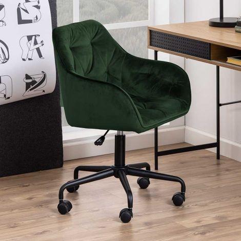 Chaise de bureau Bridget - vert