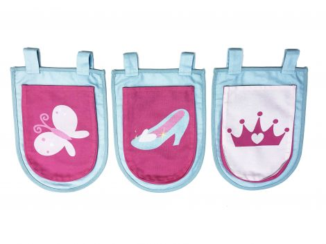 3 sacs de rangement Princess II