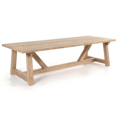 Table de jardin Broome - teck