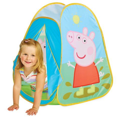Tente de jeu pop-up Peppa Pig