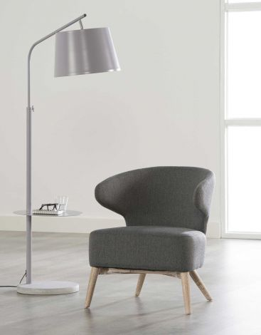 Fauteuil Madeline - donker